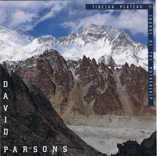 CD David Parsons - Tibetan Plateau. Sounds of the Mothership