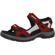 ECCO Offroad 069563 Damen SANDALEN rot (chili Red/concrete/black 55287) EU 38