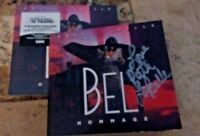 SIGNED PATTI LABELLE Bel Hommage SIGNED Autographed CD
