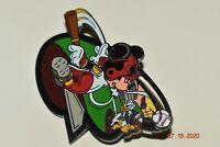Disney Pin Baseball Mickey Mouse Donald Duck Slider New FREE SHIPPING