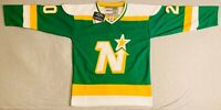 1981 Dino Ciccarelli Minnesota North Stars Green Jersey Size Men's Large