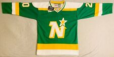 1981 Dino Ciccarelli Minnesota North Stars Green Jersey Size Men's Large