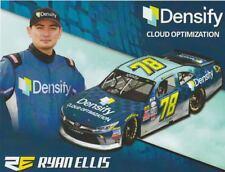 2018 Ryan Ellis Densify Toyota Camry NASCAR Xfinity postcard