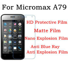 3pcs For Micromax A79 Anti Explosion,Matte Anti Scratch Screen Protector