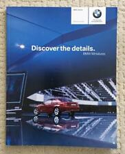 NEW BMW Miniatures Car Automobile Catalog 133 pages March 2008 03/08