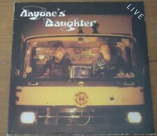 Anyone's Daughter Live - 2LP 1984 Corona