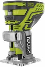 NEW Ryobi R18TR-0 ONE+ Cordless Trim Router (Zero Tool) 18v Bare Unit Brand New