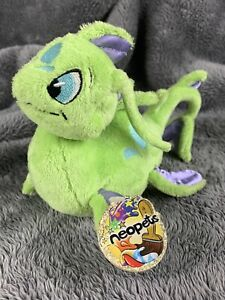 MARAQUAN CHOMBY Plushie NEOPETS Stuffed Animal 2004 Neopet New With Tags