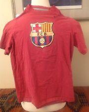 NIKE FCB FOOTBALL CLUB BARCELONA (SOCCER) - RED XL swish symbol Boys XL