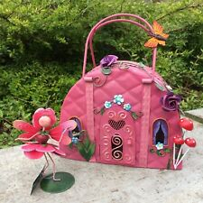 Fairy Pink Handbag House Fairy Kingdom Fountasia NEW £19.99