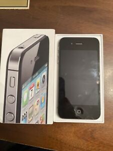 Apple iPhone 4s Black (AT&T) A1387 64GB GSM Fast Shipping Good Used Working