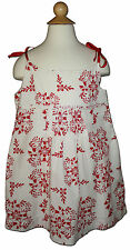 Immaculate GAP KIDS Size 10 Red & White Cami Top