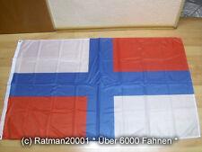 Fahnen Flagge Russland Erste russische Flagge 1668 Digitaldruck - 90 x 150 cm