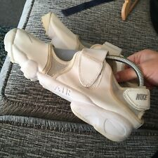 Nike Air Rift Triple White UK8 Good Condition 2011 Issue