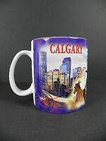 Calgary Kanada große ! Kaffeetasse ,Canada Souvenir Tasse,Coffee Mug
