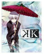 Diamond Light - K: The Complete Series [New Blu-ray] Boxed Set, Subtitled