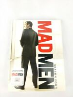 Mad Men Season 4 DVD Series TV Show AMC Free Shipping