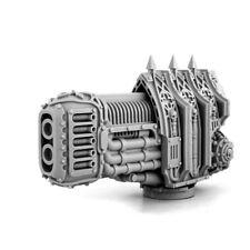 28mm-scale IMPERIAL OBLITERATOR PLASMA CANNON [CONVERSION SET]