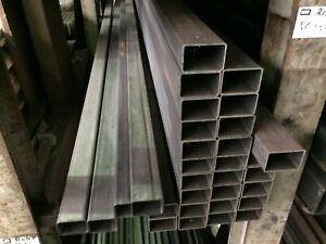WEBER Rechteckrohr Stahlrohr Hohlprofil Profilrohr Vierkantrohr Stahlrohr