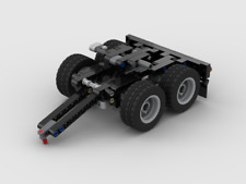 Rbi de recette 42053 Caravane autoconstruction volvo ew160e MOC de LEGO ® pierres