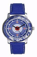 "Swiss Watch ""Aisha Blue""  ReWATCH Swiss Rare - Free Shipping"