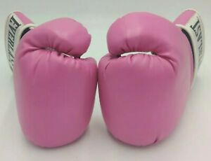 Pair Of Everlast Pink 8 oz Boxing Gloves. Previously Enjoyed. ChuckBooks🦈