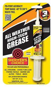 NEW! Shooters Choice G10CC High Tech Synthetic High Tech Grease Firea