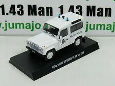 Pl15u Voiture 1/43 IXO ist Déagostini Pologne Land Rover II Defender