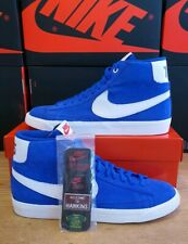 Nike Blazer Mid QS Hawkins High Stranger Things UK 9 US 10 EU 44 CK1906 400 (4)