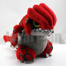 "New Pokemon Center Character Groudon Plush Soft Doll toy Stuffed Animal 6"" US"
