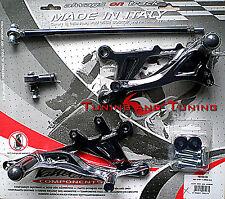 PEDANE VALTERMOTO TIPO 1 PER HONDA CBR 600 F 1999 2000 2001 2002  (PEH05)
