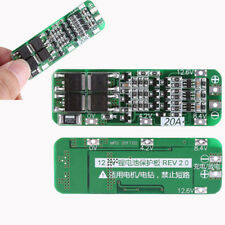 Protection PCB Module 3S20A12.6V Cell 18650 Li-ion Lithium Battery Charger BMS