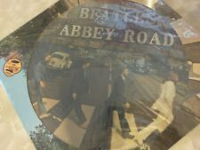 RARE Sealed The Beatles ABBEY ROAD Picture Disc Holland Import EMI