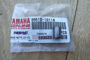 NEW GENUINE Yamaha Crank Case Cylinder Dowel 99510-10114