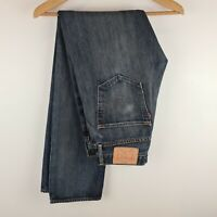 """Levis 501 Mens Jeans Straight Leg Blue Denim Size W31 L34 Waist 31"""" Leg 34"""" Levi"""