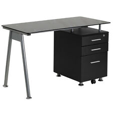 "Simple Computer Desk – ""Flanagan"" Small Computer Desks"