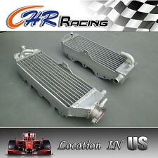 L&R Aluminum radiator FOR Suzuki RM250 RM 250 1991 1992 91 92