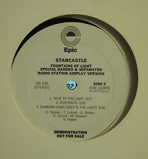 Starcastle - Fountains of Light (Specially Banded,Separated Radio Station copy