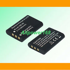 NEW Battery for D-LI78 D-L178 Pentax Optio W80 W-80 W60 W80 WaterProof Camera