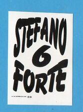JUVE NELLA LEGGENDA-Ed.MASTER 91-Figurina/ADESIVO FUORI RACCOLTA n.36 -NEW
