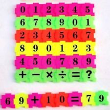 36Pc New Early Learning Arithmetic Numbers Jigsaw Puzzle Educational Kids Toys