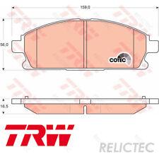 Front Brake Pads Set for Nissan:X-TRAIL 41060-8H785 D1060-8H785 D1060-8H71A