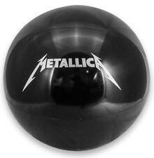 Metallica RARE Black Beach Ball TOUR Promo CONCERT Heavy Metal DISCONTINUED