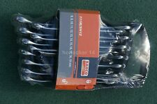 Bahco 111MSET12 Combination Spanner Metric With Chrome Polish (Set Of 12)