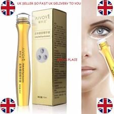24k Gold Roll on Eye Cream Anti Ageing Dark Circle Collagen Essence Care Crystal