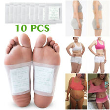10pcs Cleansing Detox Pad Slimming Patches Foot Health Care Pastes Feet Stickers