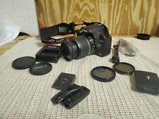 Canon EOS Rebel T1i Digital SLR Cameraw/  EF-S IS 18-55mm Lens