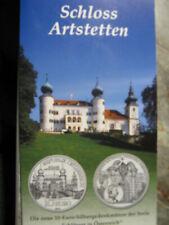 10 Euro Österreich 2002 Schloß Artstetten  hgh.