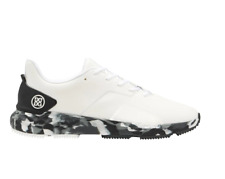 NEW G/FORE Men's MG4+ golf shoe in SNOW/SNOW