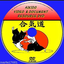 SCOPRI yoshinkan AIKIDO SUPERBA PC DVD-ROM risorsa con Video & libri universitari NUOVO
